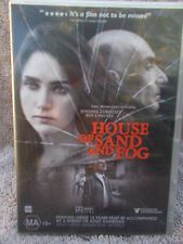 HOUSE OF SAND AND FOG BEN KINGSLEY JENNIFER CONNELLY DVD MA R4