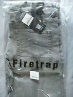 "Firetrap Mens Jeans - 34"" Waist, 32"" Leg - Brand New With Tags & Bag - Bargain!"