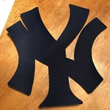 NEW YORK YANKEES JERSEY PATCH 9 INCHES TALL 7 INCHES WIDE SWEET