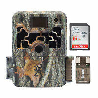 Browning Dark Ops Extreme 16MP Game Camera with 16GB Card and Reader