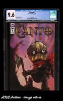 IDW Publishing - Canto #1 (First Printing) - CGC 9.6 NM+