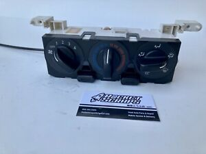 02-04 Nissan Altima Temperature AC Heater Climate Control With Cable 02 03 04