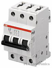 ABB    S203-C10    Thermal Magnetic Circuit Breaker, Miniature, C Curve, 277 V,