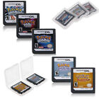 New 5Pcs Pokemon HeartGold + Soulsilver + Pearl + Platinum + Diamond Game Cards