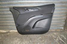 2011 VAUXHALL MERIVA B RIGHT DRIVER SIDE FRONT DOOR CARD PANEL