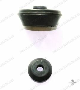 1956-57 LINCOLN MARK II MKII TRANSMISSION TRANS REAR MOUNT UPPER LOWER NEW
