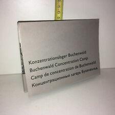 Coffret 16 photos du camp de concentration Buchenwald éd° Schwarz Weiss YY-13391