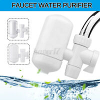 Faucet Water Filter System Kitchen Sink Mount Filtration Purifier 320 GA