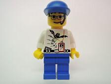 Lego Figur Adventure Kameramann Fledermaus Shirt hrf010  1381