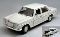 Model Car Scale 1:24 Welly Mercedes 220 W115 diecast modellcar vintage