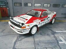 TOYOTA Celica GT4 GT-4 Rallye Gr.A #4 Sainz 1000 Lakes Repsol 1990 IXO Alt 1:18