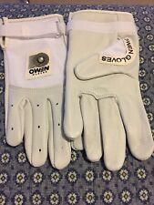 Owen White handball gloves, Men's M