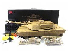 Heng Long Henglong 1/16 New 2.4GHz American M1A2 Abrams R/C S&S Tank