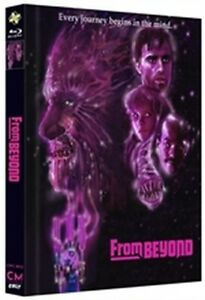 From Beyond (Terrore dall'ignoto) - Mediabook Variant A - Numerata 500 Copie
