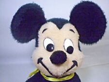 New listing Mickey Mouse Plush Doll Walt Disney Characters California Vintage Stuffed Toy