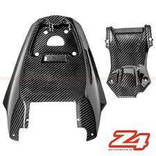 Streetfighter S 848 Rear Bottom Tail License Mount Tray Fairing Carbon Fiber