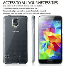 World's Thinnest Samsung Galaxy S5 Ultralight Hard Crystal Air Jacket Case,2014