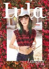 LULA Magazine 18 S/S 2014,Langley Fox,Say Lou Lou,Lykke Li NEW