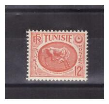 TUNISIE. N° 343 A  . 12 F        NEUF * .SUPERBE  .