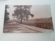 WALMER, Staton Road, KENT Real Photo Postcard by F A Humphrey  §B8