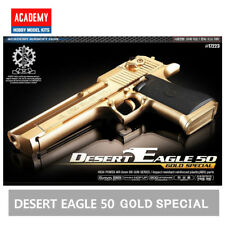 NEW ACADEMY Desert Eagle 50 Airsoft Pistol BB Gun 6mm GOLD SPECIAL VERSION