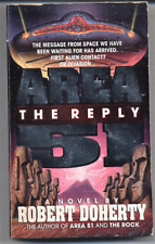 Area 51: The Reply, Doherty, Robert Science Fiction 1998 1st Printing