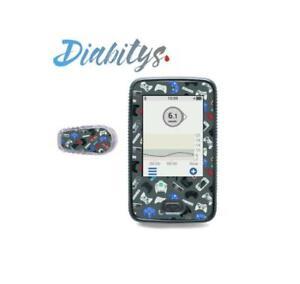 G6 Receiver & 1 Transmitter Decal - Gaming