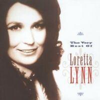 Loretta Lynn - Very Best Of Loretta Lynn (NEW CD)