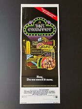 "That's Entertainment (1976) - Original Insert Movie Poster - 14"" x 36"""