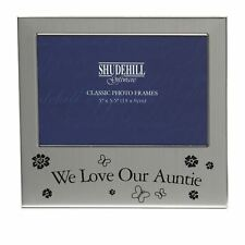 "5"" x 3"" We Love Our Auntie Gift for Special Loved ones Present 73592"