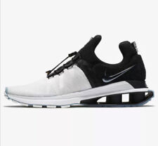 NIKE SHOX GRAVITY BASKETBALL SNEAKERS TRAINER SPORTS MEN SHOES WHITE SIZE 11 NEW