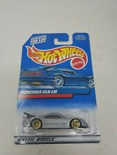 hot wheels first editions Mercedes Clk-Lm #926 Gold Lace Rims