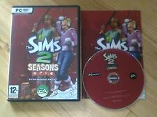 The Sims 2 Seasons Expansion Pack PC DVD Windows