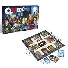 Juego de mesa Cluedo de Hasbro el gran juego de detectives, de 2 a 6 jugadores