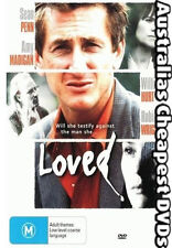 Loved DVD NEW, FREE POSTAGE WITHIN AUSTRALIA REGION 4