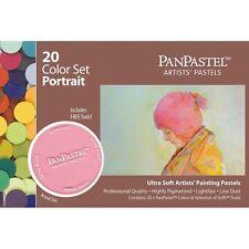 Armadillo Art and Craft Panpastel Ultra Soft Artist Pastel Portrait Set Erasable