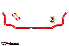 Umi Performance 64-72 Gm A-Body Solid Front Sway Bar Red Chevy