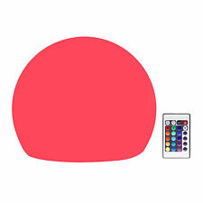 RGB Mini Kid Glow Ball with Remote Color Changing Decorating Mood Night Lamp