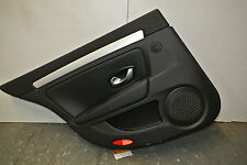RENAULT LAGUNA MK3 2008 - 2012 PASSENGER SIDE REAR DOOR CARD DYNAMIQUE