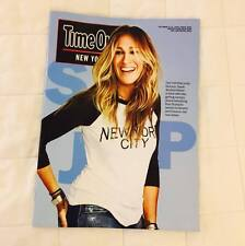Sarah Jessica Parker Oct 6 - 11 2016 Time Out New York NYC Travel Magazine
