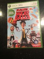 Cloudy With a Chance of Meatballs (Microsoft Xbox 360 Brand New Factory Sealed