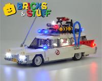 Lighting Kit for LEGO 21108 GhostBusters ECTO-1 (LED LIGHT KIT ONLY)