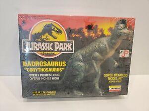 LINDBERG Jurassic Park HADROSAURUS Corythosaurus Model Kit #70275 Limited Ed