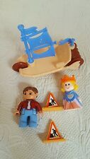 Jake And The Neverland Pirates Figure Cake Topper Boat + 4 free toys • Pre-owned