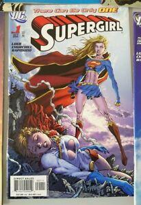 SUPERGIRL #1-15 + #+ DC COMICS 2005 IAN CHURCHILL AND JEPH LOEB