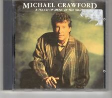 (HO59) Michael Crawford, A Touch Of Music In The Night - 1993 CD