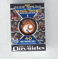 2019-2020 Panini Chronicles NBA Basketball Blaster Box Fast Shipping!