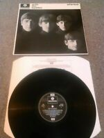 THE BEATLES - WITH THE BEATLES LP N. MINT!!! UK STEREO PARLOPHONE PCS 3045