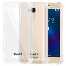 AMZER Pudding TPU X Protection Clear Case Cover for Asus ZenFone 3 Max ZC520TL