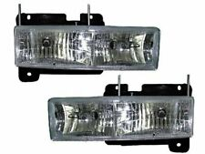 For 1992-1999 GMC K2500 Suburban Headlight Assembly 72368YJ 1993 1994 1995 1996